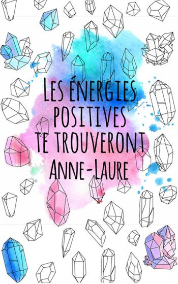 coloriage adulte anti stress personalisé avec prénom Anne-Laure, une idée cadeau pour Anne-Laure. Citation : Les énergies positives te trouverons Anne-Laure